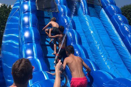 Rock the slide
