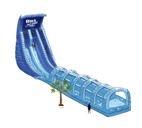 Rock the slide morph